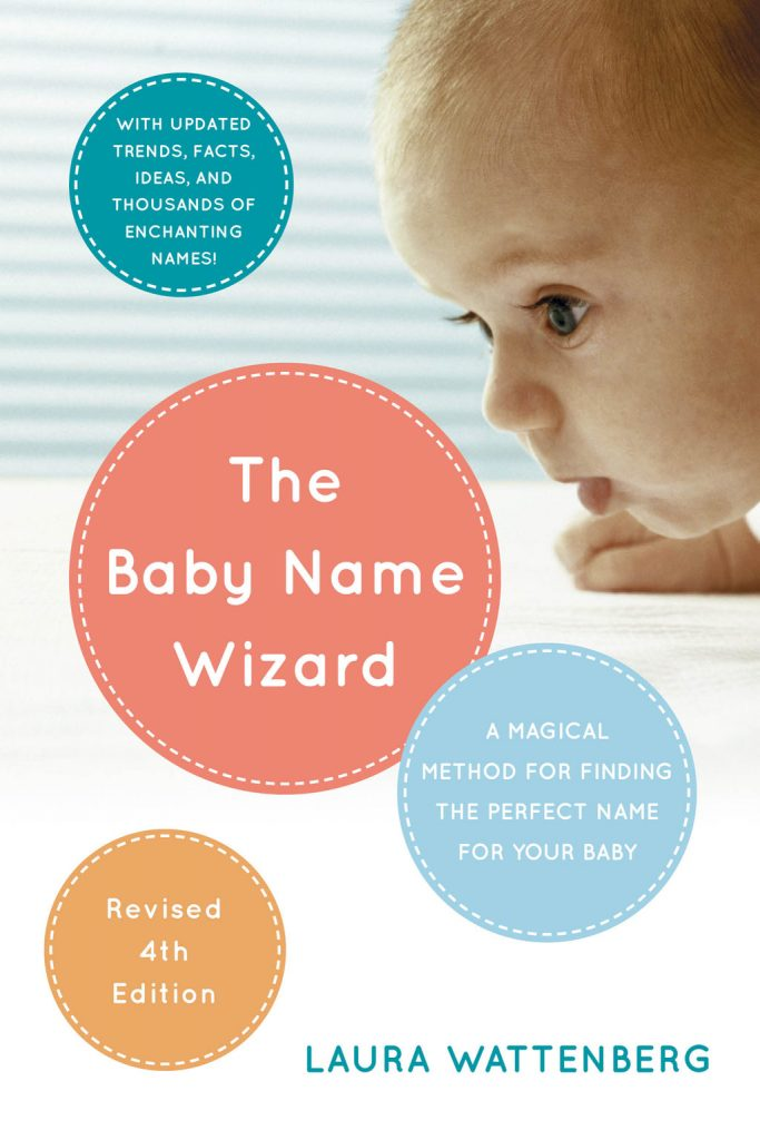 Baby Name Wizard 4th Edition book cover