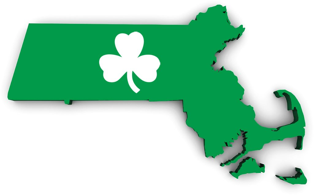 Shamrock Green Massachusetts