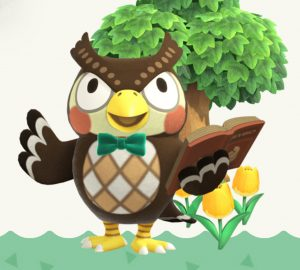 Animal Crossing: Blathers the Owl