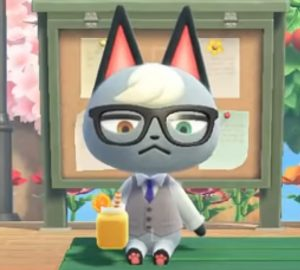Animal Crossing: Raymond
